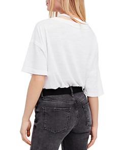 Free People - Alex Cutout Tee