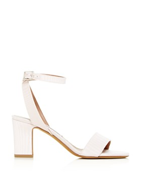 Tabitha Simmons - Women's Leticia Ankle Strap Block-Heel Sandals
