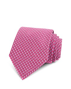 The Men's Store at Bloomingdale's - Circle-Link Silk Classic Tie - 100% Exclusive
