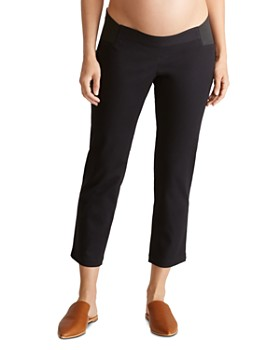 Ingrid & Isabel - Maternity Cropped Straight-Leg Pants