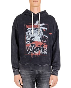The Kooples - The Vampire Washed Hoodie