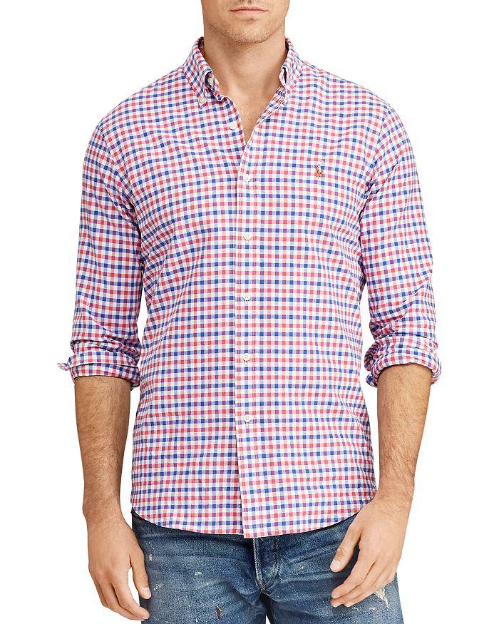 Polo Ralph Lauren - Check-Print Classic Fit Button-Down Shirt