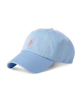 Polo Ralph Lauren - Embroidered Logo Baseball Cap