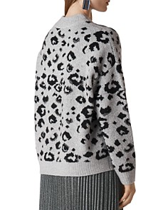 Whistles - Leopard-Print Sweater