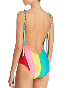 Paper London - Strappy One Piece Swimsuit
