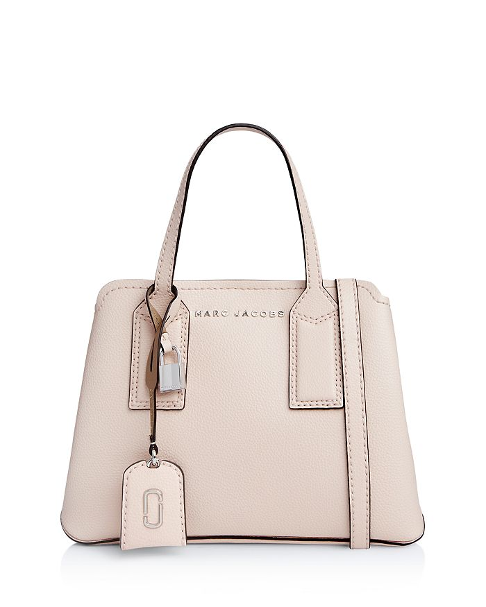 faebf76459 MARC JACOBS The Editor Leather Satchel | Bloomingdale's