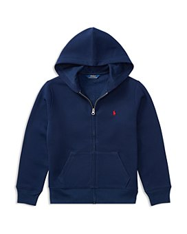 Ralph Lauren - Boys' Fleece Zip Up Hoodie - Big Kid