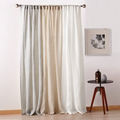 DKNY - PURE City Linen Curtain Collection