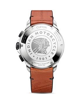 Baume & Mercier - Clifton Club Indian Chronograph, 44mm