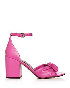 Rebecca Minkoff - Women's Capriana Block-Heel Sandals