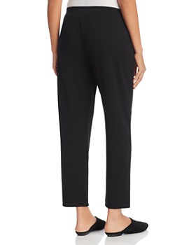 Eileen Fisher Petites - Drawstring Ankle Pants