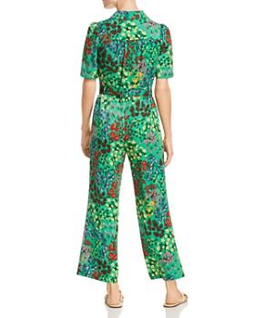 44062176866bc0 ... SJYP - Floral-Print Wide-Leg Jumpsuit
