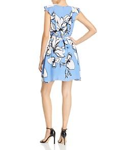 Parker - Sahara Sleeveless Floral-Print Mini Dress