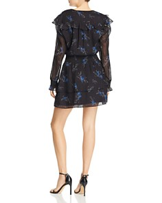 Parker - Maisy Floral-Print Mini Dress