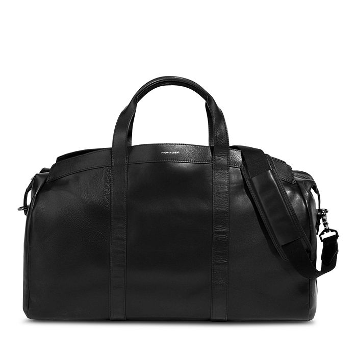 Hook and Albert - Leather Luggage Collection
