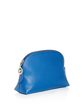 Longchamp - Veau Foulonne Leather Cosmetics Case