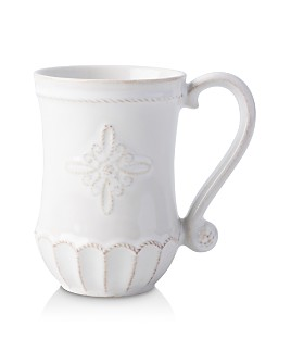 Juliska - Jardins du Monde Whitewash Mug