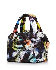 MZ WALLACE - Sutton Micro Graffiti Bag