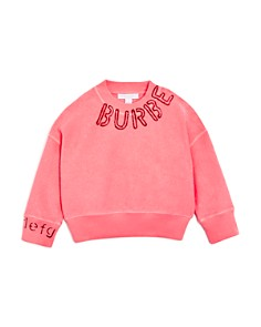 Burberry - Girls' Rosalia Sweatshirt - Little Kid, Big Kid