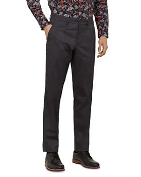 Ted Baker - Claiel Semi-Plain Slim Fit Trousers