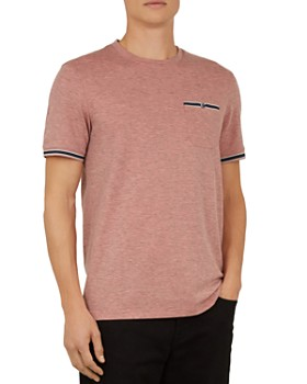 ee936fb1b TRIPLE POINTS FOR LOYALLISTS IN MEN S. Ted Baker - Khaos Crewneck Tee ...