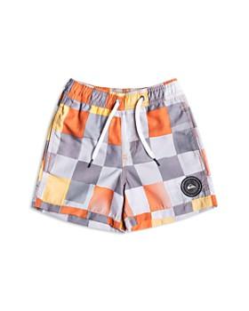 Quiksilver - Boys' Checkered Shorts - Little Kid