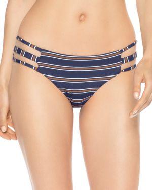ISABELLA ROSE Broadway Multi-String Bikini Bottom in Blue