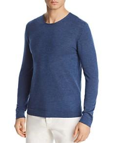 John Varvatos Collection - Summer Crewneck Cashmere Sweater