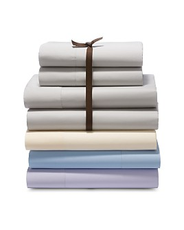 Sky - 500TC Sateen Wrinkle-Resistant Standard Pillowcases, Pair - 100% Exclusive