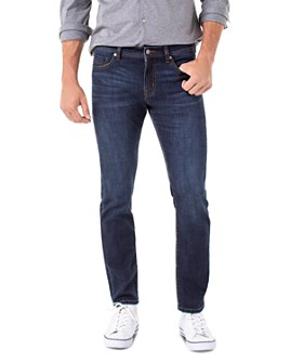 Liverpool Los Angeles - Kingston Slim Straight Fit Jeans in Norcross Dark