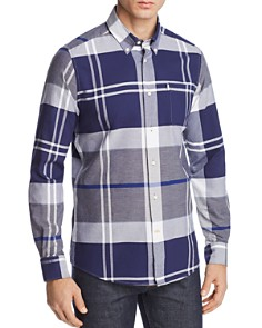 Barbour - Brothwell Plaid Slim Fit Button-Down Shirt - 100% Exclusive