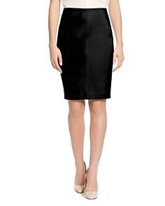 T Tahari - Ponte Pencil Skirt