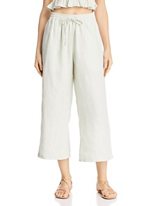 Faithfull the Brand - Clemence High-Waist Cropped Pants