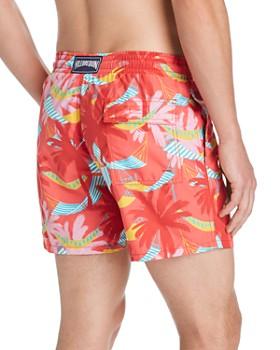 Vilebrequin - Ibiza Tropical-Print Swim Shorts