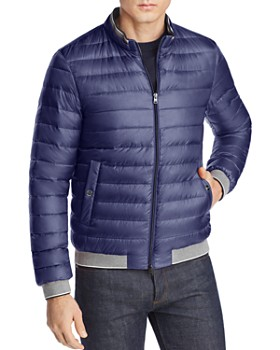 fb703d65c Herno - Classic Quilted Down Bomber Jacket ...