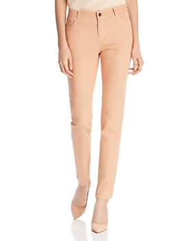 906374973f Lafayette 148 New York - Mercer Skinny Jeans in Pink ...