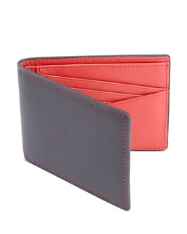 ROYCE New York - Leather RFID-Blocking 100 Step Wallet