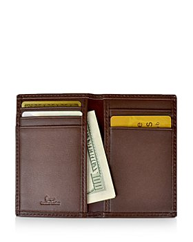 ROYCE New York - Leather RFID-Blocking Card Case & Wallet
