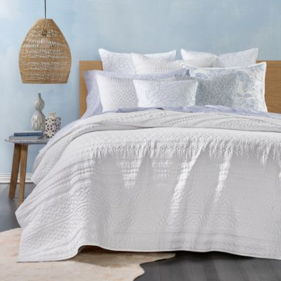 Soft Crinkle Quilted Standard Sham, Pair - 100% Exclusive