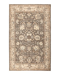 Solo Rugs - Oushak Idris Hand-Knotted Area Rug Collection