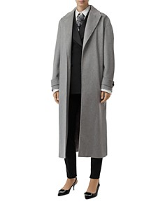 Burberry - Cashmere Long Wrap Coat