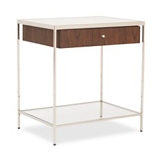 Mitchell Gold Bob Williams - Manning 1-Drawer Nightstand