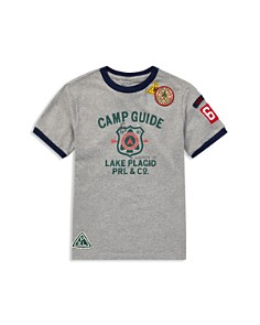 Ralph Lauren - Boys' Camp Guide Tee - Little Kid