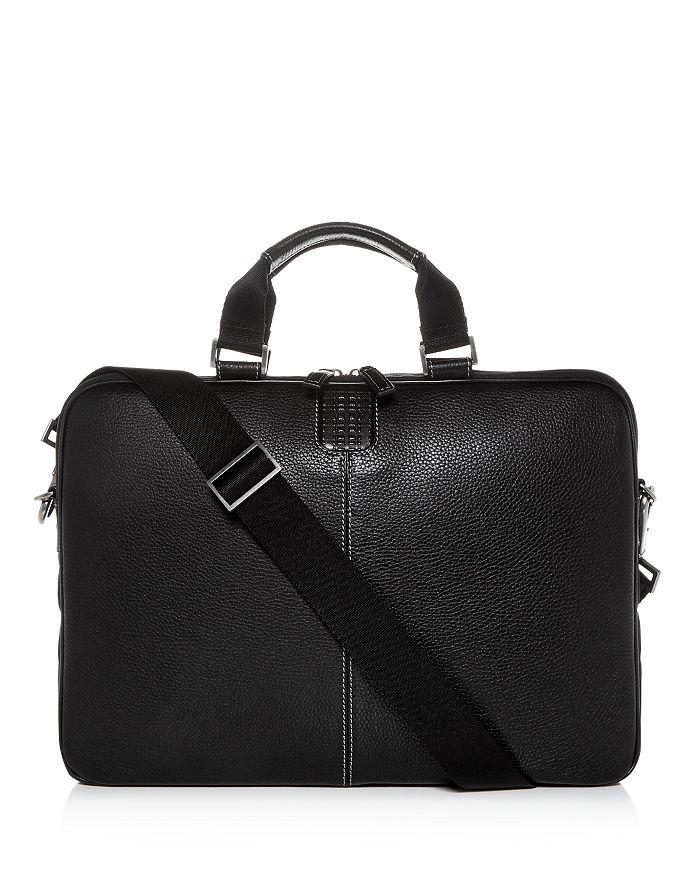 BOCONI - Tyler Leather Sleeve Briefcase