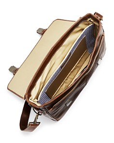 BOCONI - Bryant Medium Leather Briefcase
