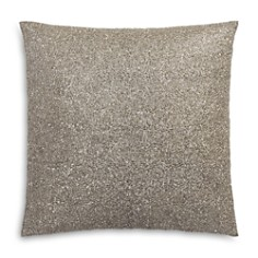 "Hudson Park Collection - Lustre Beaded Decorative Pillow, 18"" x 18"" - 100% Exclusive"