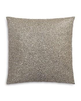 "Hudson Park Collection - Lustre Beaded Decorative Pillow, 18"" x 18"" - 100% Exclusive"