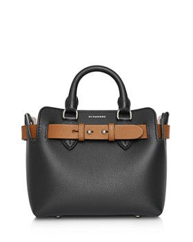 Burberry Mini Leather Belt Bag