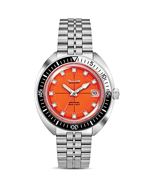 Bulova Limited-Edition Devil Diver Watch, 40.5mm
