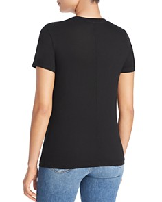Three Dots - Colette Jersey Crewneck Tee